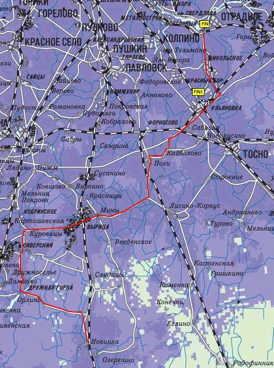 Карта www.balticstar.spb.ru/